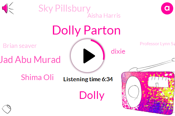 Dolly Parton,Dolly,Dolly Parton America,Jad Abu Murad,Shima Oli,Peabody Award,Dixie,America,Sky Pillsbury,Founder,Tennessee,Football,Aisha Harris,Brian Seaver,Stampede,Professor Lynn Sakho,Sarah,University Of Tennessee
