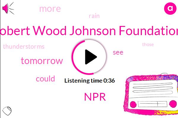 Robert Wood Johnson Foundation,NPR