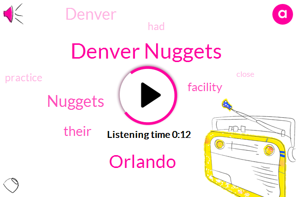 Denver Nuggets,Orlando