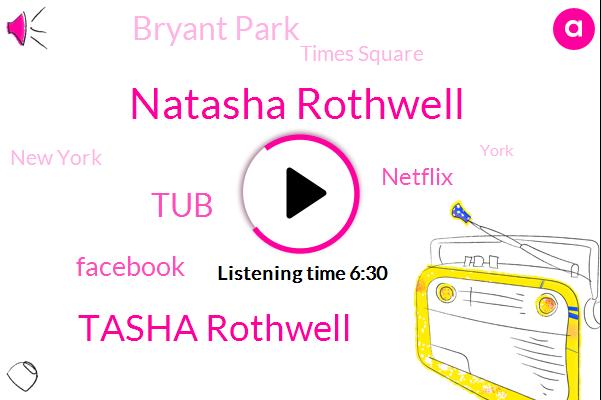 New York,TUB,Natasha Rothwell,York,Facebook,Netflix,Tasha Rothwell,Producer,Peabody Award,Bryant Park,Newark,Times Square,Writer,Brooklyn