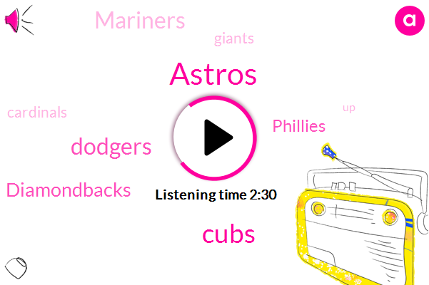 Astros,Cubs,Dodgers,Phillies,Mariners,Giants,Diamondbacks,Cardinals,Brewers,Red Sox,Padres,Yankees,Mets,Braves,Marlins,Felix Hernandez,National League,Bumgarner,Reynaldo Lopez,Trevor Richards