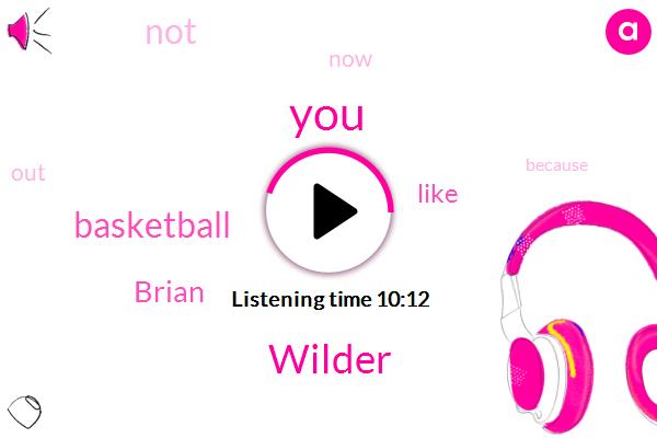 Wilder,Brian,Basketball