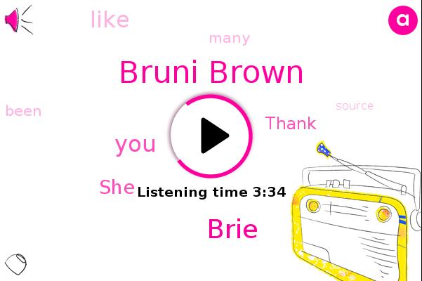 Bruni Brown,Brie