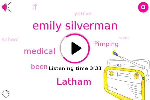 Emily Silverman,Latham