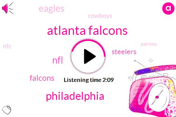 Atlanta Falcons,Philadelphia,NFL,Steelers,Eagles,Cowboys,Falcons,NFC,Patriots,Vikings,Segel