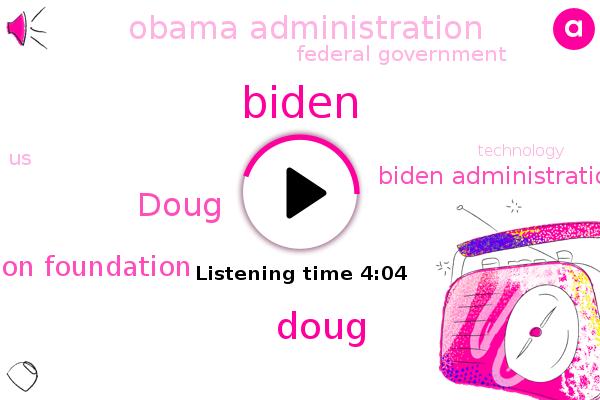 Information Technology And Innovation Foundation,Biden,Biden Administration,Doug,Obama Administration,United States,Federal Government