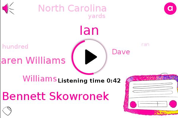 Bennett Skowronek,IAN,Karen Williams,North Carolina,Williams,Dave