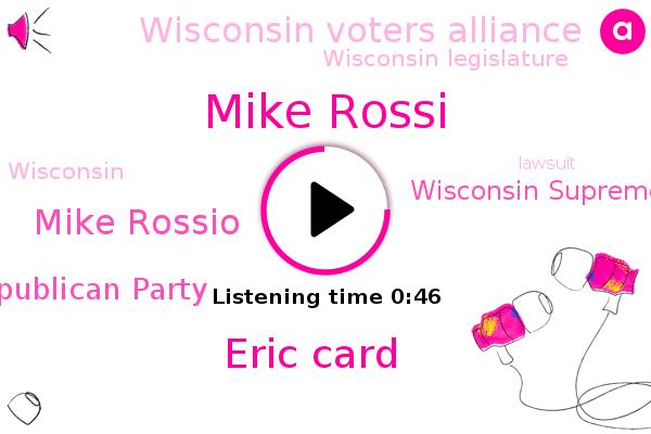 Listen: Republicans sue to stop Wisconsin vote certification