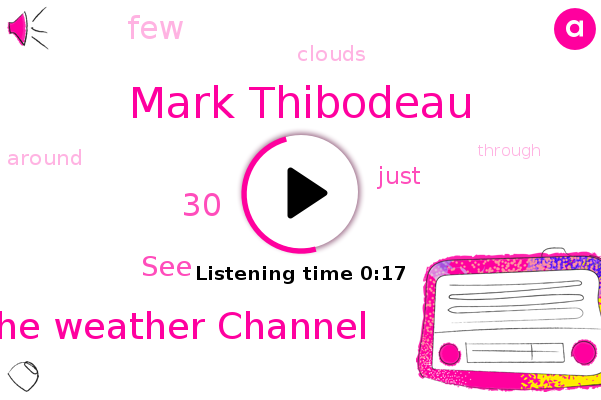 Mark Thibodeau,The Weather Channel
