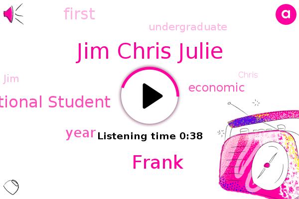 Jim Chris Julie,Frank,The National Student