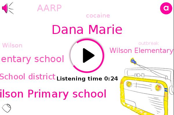 Wilson Primary School,Wilson Primary And Elementary School,Wilson School District,Wilson Elementary,Dana Marie,Aarp,Cocaine