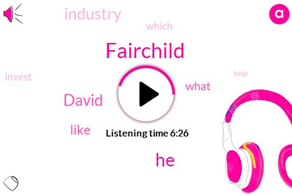 Fairchild,David