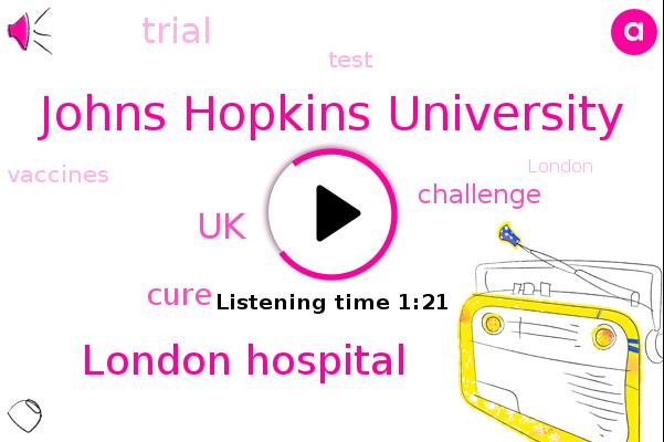 Cure,UK,Johns Hopkins University,London Hospital