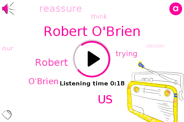 Robert O'brien,United States