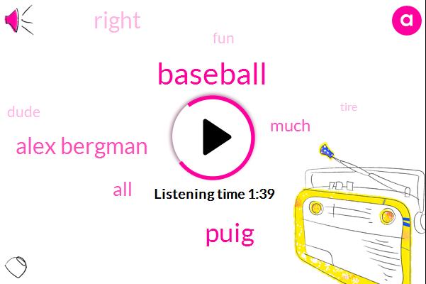 Baseball,Puig,Alex Bergman
