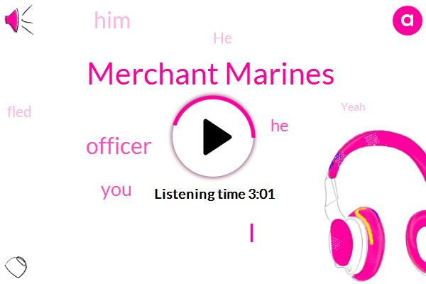 Merchant Marines,Officer
