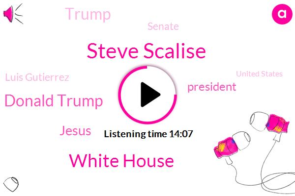 Steve Scalise,White House,Donald Trump,Jesus,President Trump,Senate,Luis Gutierrez,United States,Kirstin Nielsen,Willie,Washington,Baseball,Roberts,Albert,House Immigration Committee,New York Magazine,CNN