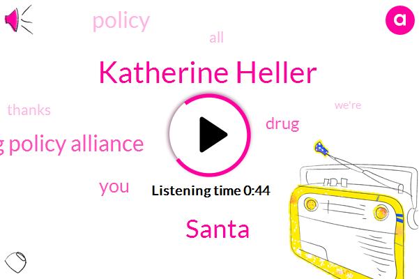 Katherine Heller,Santa,Producer
