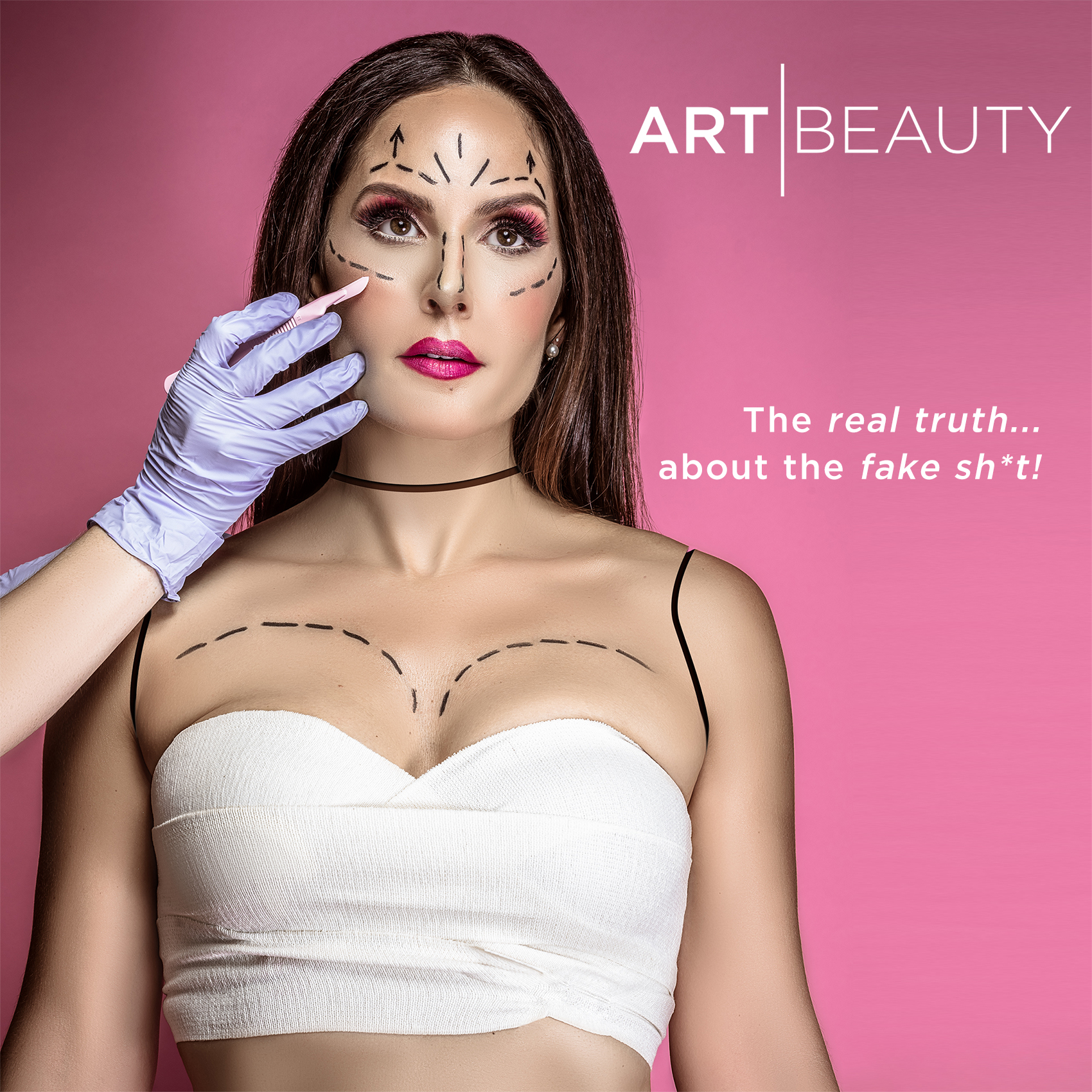 A highlight from Beauty Evolution: Body Size, Ingredients, Artificial Intelligence (and other Badass Beauty Advice to Throw Out at the Next Party)