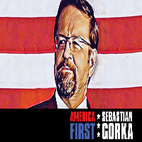 They've made Superman a homosexual. Morgan Zegers and Ami Horowitz with Sebastian Gorka on AMERICA First - burst 11