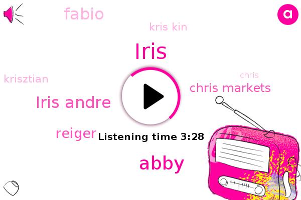 Iris Andre,Reiger,Germany,Berliners,Chris Markets,Fabio,Abby,Austria,Switzerland,United States,Kris Kin,Krisztian,Iris,Chris