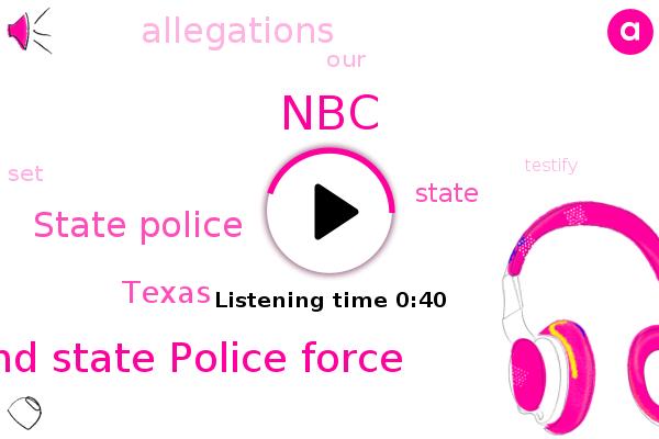 Listen: Black Troopers Allege Discrimination in Maryland State Police