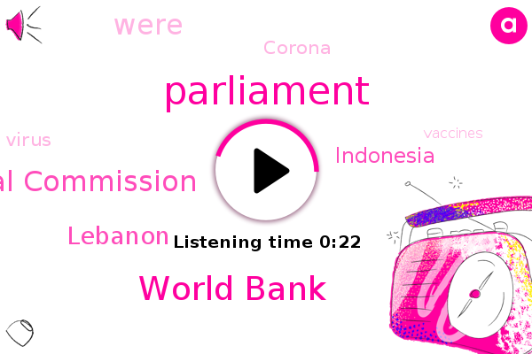 Lebanon,Parliament,World Bank,Electoral Commission,Indonesia