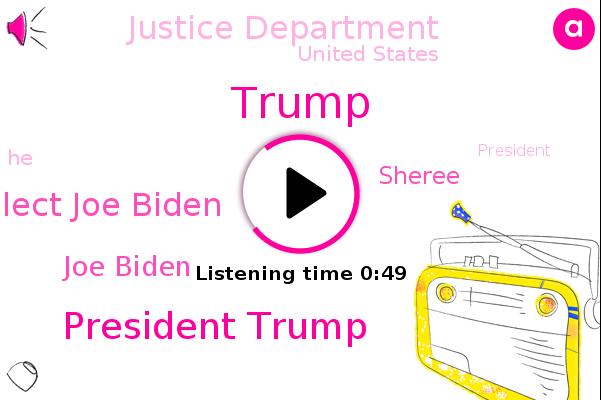 Listen: Trump announces he will not attend Biden's inauguration