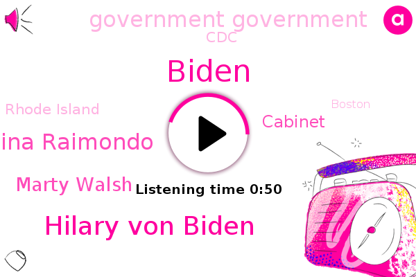 Hilary Von Biden,Gina Raimondo,Marty Walsh,Cabinet,Biden,FOX,Rhode Island,Government Government,Boston,CDC,U.