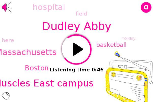 Rec Center Au Muscles East Campus,Dudley Abby,Massachusetts,Basketball,WBZ,Boston