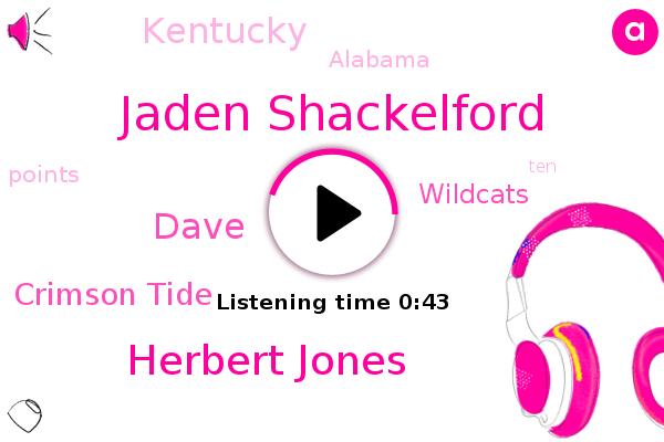Listen: No. 9 Alabama wins 10th straight, beats Kentucky 70-59