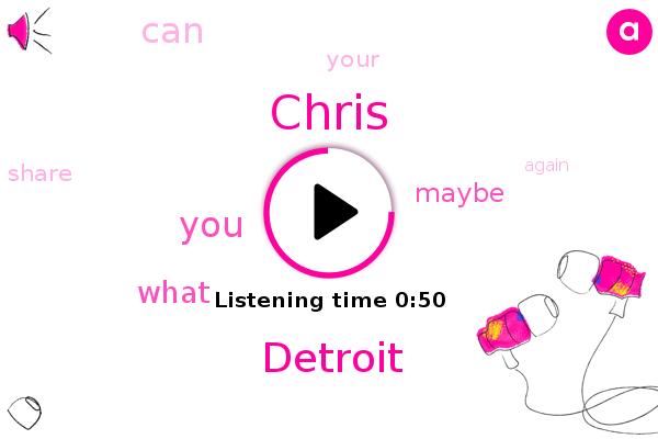 Detroit,Chris