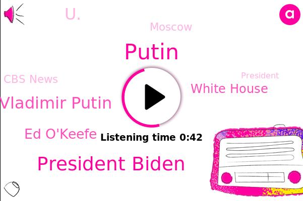 Listen: Feud Erupts After Biden Calls Putin a 'Killer'
