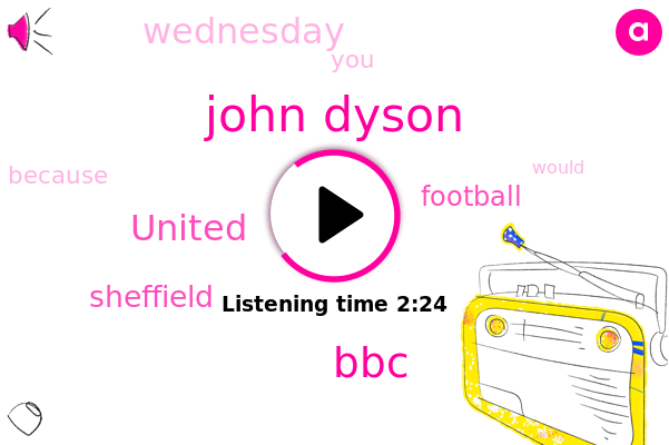 John Dyson,BBC,United,Sheffield,Football