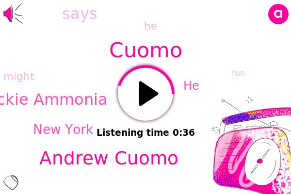 Andrew Cuomo,New York,Cuomo,Jackie Ammonia,FOX