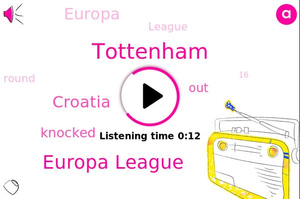 Europa League,Tottenham,Croatia