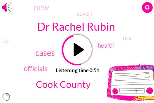 Dr Rachel Rubin,Cook County