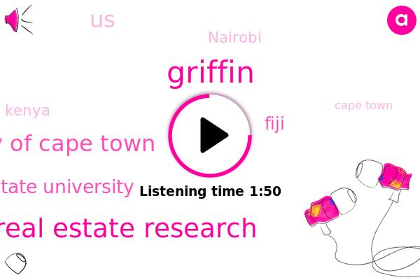 Urban Real Estate Research,University Of Cape Town,Fiji,Arizona State University,Africa,United States,Griffin,Nairobi,Kenya,Cape Town