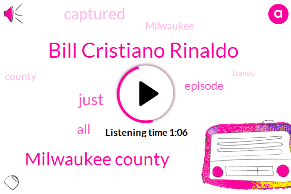 Bill Cristiano Rinaldo,Milwaukee County,Twenty Second