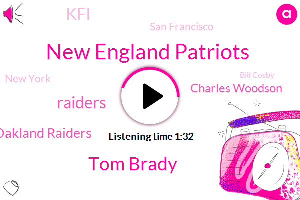 New England Patriots,Tom Brady,Raiders,Oakland Raiders,Charles Woodson,KFI,San Francisco,New York,Bill Cosby,AFC,Syria,North Korea,Pauline,Phil,Tucson,Twenty Nine Hundred Bus,Two Minutes