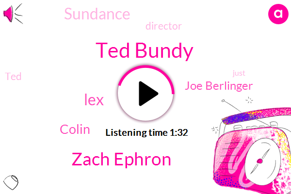 Ted Bundy,Zach Ephron,LEX,Colin,Joe Berlinger,Sundance,Director,Fifty Hours,Fifty Hour