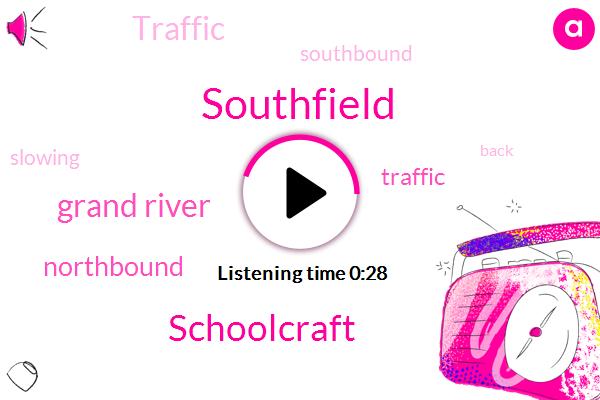 Southfield,Grand River,Schoolcraft