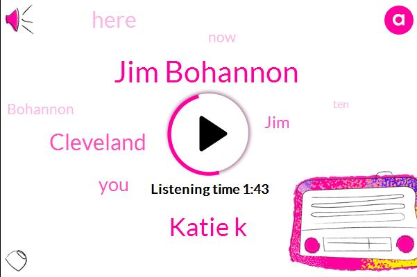 Jim Bohannon,Katie K,Cleveland