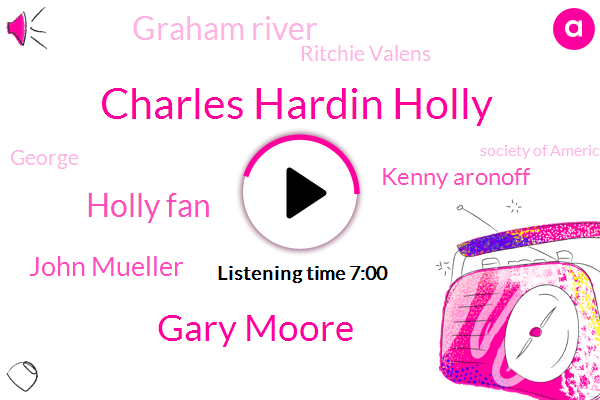 Charles Hardin Holly,Gary Moore,Holly Fan,John Mueller,Kenny Aronoff,Graham River,Ritchie Valens,George,Society Of America,Waterloo,Writer,Iowa,Ntsb,Muir,Jerry Maguire,Investigator,Dancing,Forty Feet,Seventy Fifth,Thirty Feet