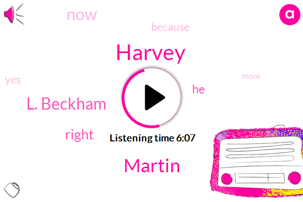Harvey,Martin,L. Beckham