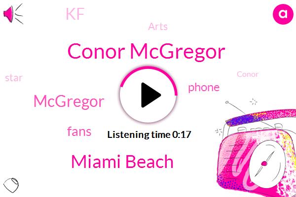 Conor Mcgregor,Miami Beach