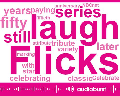 Lily Tomlin,Tomlin Goldie Hawn,Flicks,Joanne Worley,Billy Crystal,NBC,Tiffany Haddish,FOX,Neil,Ernestine,TAE,Edith,Patrick,Fifty Years