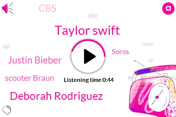 Listen: Taylor Swift blasts Scooter Braun and 'toxic male privilege' in Billboard speech