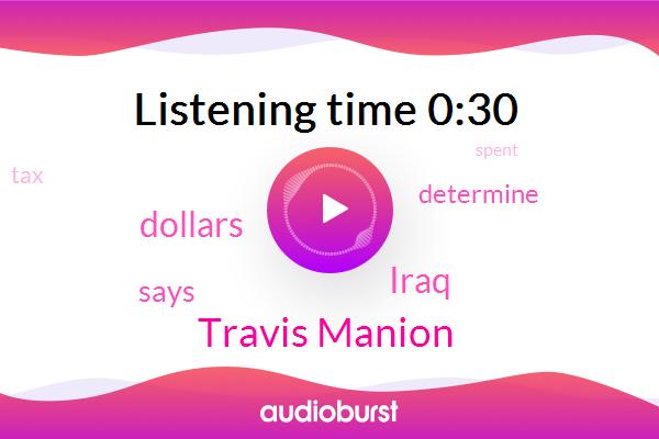 Travis Manion,Iraq