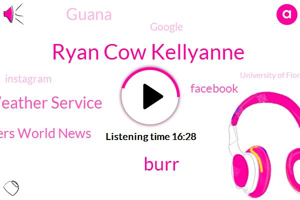 Miami,Ryan Cow Kellyanne,Bozeman,Montana,National Weather Service,Meters World News,Facebook,Salmonella,Burr,Guana,Google,Instagram,Guatemala,University Of Florida